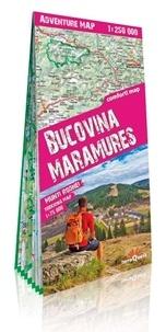 TerraQuest - Bucovine, Maramures - 1/250 000.