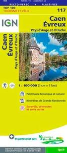 Caen, Evreux - 1/100 000.pdf