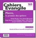 Gérard Billon - Cahiers Evangile N° 165, Septembre 20 : Pierre, le premier des apôtres.