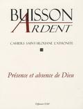 Archimandrite Sophrony et Patrick Stangé - Cahiers Saint-Silouane l'Athonite N° 14 : Présence et absence de Dieu.