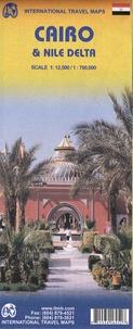 ITMB - Cairo and Nile Delta - 1/12 500-1/700 000.