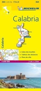 Michelin - Calabria - 1/200 000.