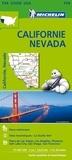 Michelin - Californie, Nevada - 1/1 267 200.