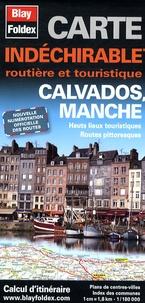 Blay-Foldex - Calvados, Manche - 1/180 000.