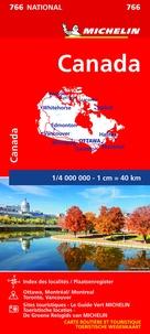 Michelin - Canada - 1/4 000 000.