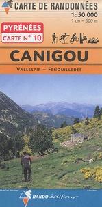 Editions Rando - Canigou - 1/50 000.