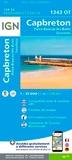 IGN - Capbreton, Vieux-Boucau-les bains, Soustons - 1/25 000.