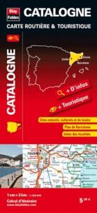 Blay-Foldex - Catalogne - 1/300 000.