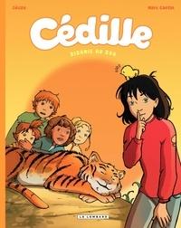 Cécile et Marc Cantin - Cédille Tome 1 : Zizanie au zoo.