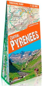 TerraQuest - Central Pyrenees - 1/50 000.