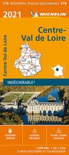Michelin - Centre - Val de Loire - 1/200 000.