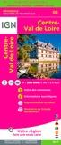 IGN - Centre-Val de Loire - 1/250 000.
