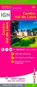 IGN - Centre, Val-de-Loire - 1/250 000.