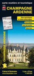 Blay-Foldex - Champagne Ardenne - 1/200 000.