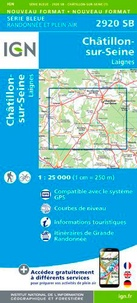 Châtillon-sur-Seine Laignes - 1/25000.pdf