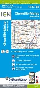 Chemillé-Melay Beaupréau - 1/25 000.pdf