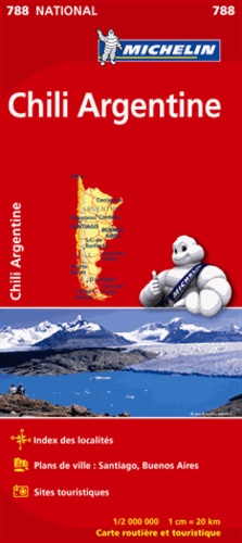 Michelin - Chili Argentine - 1/2 000 000.