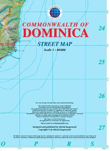 Collectif - Commonwealth of Dominica.