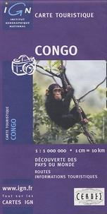 IGN - Congo - 1/1 000 000.
