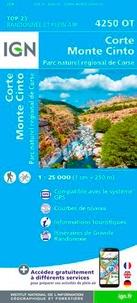Corte, Monte Cinto, Parc naturel régional de Corse - 1/25 000.pdf