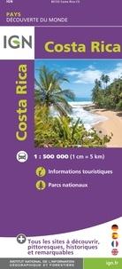 IGN - Costa Rica - 1/500 000.