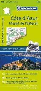 Côte dAzur, massif de lEsterel - 1/100 000.pdf