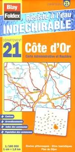 Côte dOr Carte Administrative et Routière - 1/180 000.pdf