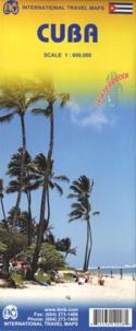 International Travel Maps - Cuba - 1/600 000.