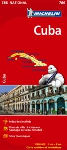 Michelin - Cuba - 1/800 000.