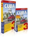 Anna Kieltyka - Cuba - Guide + Atlas + Carte 1/730 000.