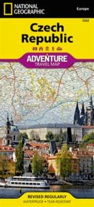 National geographic society - Czech Republic - 1/375 000.