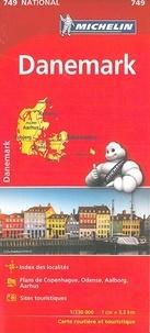 Michelin - Danemark - 1/330 000.