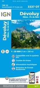 Dévoluy, Obiou, Pic de Bure - 1/25 000.pdf