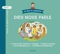 Diocèse de Tarbes et Lourdes - Dieu nous parle Année 1. 1 CD audio