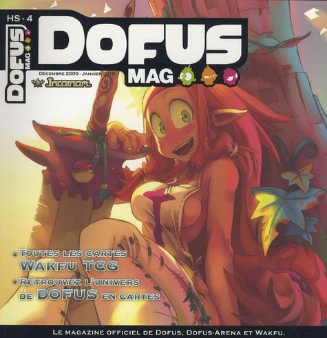 Anthony Roux - Dofus mag Hors-série N° 4, Déc : .