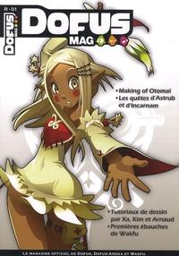 Ankama Editions - Dofus mag N° 1 : Edition reliée.