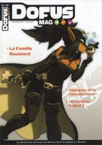 Bounthavy Suvilay - Dofus mag N° 19, Décembre 2010 : .