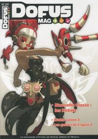 Anthony Roux - Dofus mag N° 20 : Le magazine officiel de Dofus, Arena et Wakfu.