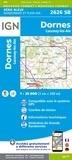 IGN - Dornes-Lucenay-lès-Aix.