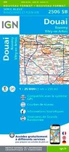 IGN - Douai, Rouvroy, Vitry-en-Artois - 1/25 000.