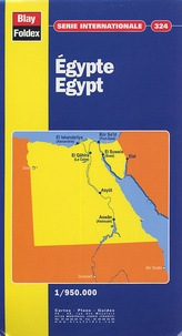 Blay-Foldex - Egypte. - 1/950 000.