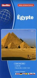 Berlitz - Egypte - 1/800 000.