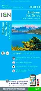 Embrun - Les Orres, Lac de Serre-Ponçon : 1/25 000.pdf