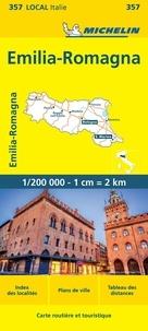 Michelin - Emilia-Romagna - 1/200 000.