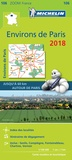 Michelin - Environs de Paris - 1/100 000.