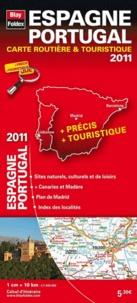 Blay-Foldex - Espagne Portugal, Carte routière et touristique - 1/1000000.