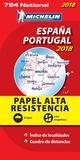 Michelin - Espagne Portugal - 1/1 000 000.
