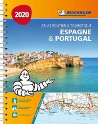Michelin - Espagne & Portugal - Atlas routier et touristique.