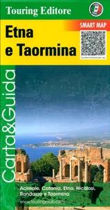 Collectif - Etna/Taormina - 1/175 000.
