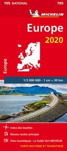 Michelin - Europe - 1/3 000 000.